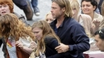 Brad Pitt se convirti en un hroe de verdad