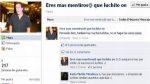 'Luchito' causa furor en el Facebook