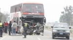 Tres peruanos sufrieron accidente en Chile