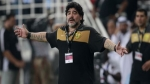 Castigaron a Maradona por pelearse con otro DT