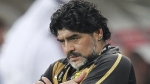 Pap de Maradona internado de emergencia