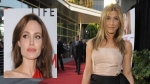 Jennifer Aniston le envi flores a Angelina Jolie