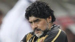 Diego Maradona no puede entrar a Italia