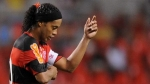 Ronaldinho bajo presin tras eliminacin de Flamengo