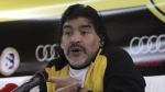 Diego Maradona se quedar en el Al Wasl