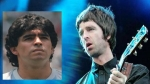 Noel Gallagher: &quot;Si Maradona fuera msico, sera yo&quot;