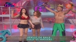 Sully Senz deleit con un baile sexy 