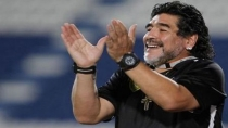 Maradona fue nombrado embajador en Dubai