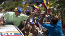 Capriles: &quot;Chvez quiere dividir a venezolanos&quot;