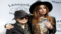 Otorgaron 'Premio Lennon por la Paz' a Lady Gaga