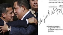 Ollanta Humala felicit a Hugo Chvez