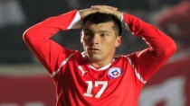 Arrestan a futbolista chileno Gary Medel