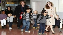 Hijos de Brad Pitt y Angelina debutan como actores