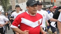 Ollanta Humala estará en maratón 'We Lima Run 10K'