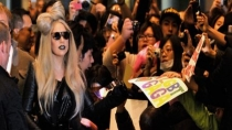Lady Gaga llega esta tarde a Lima 