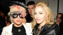 Madonna tiene ms acogida que Lady Gaga