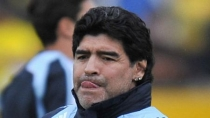 Diego Maradona dirigira en Irak