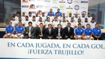 La Csar Vallejo present a su plantel 2013