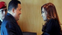 Cristina Kirchner visitar a Hugo Chvez 