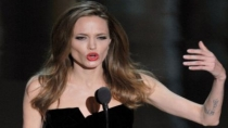 Angelina Jolie odia verse en la pantalla grande