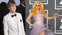 Justin Bieber le quita el trono a Lady Gaga