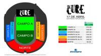 The Cure rompió record de ventas en Chile