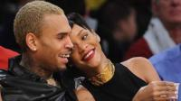 Rihanna volvi con rapero Chris Brown