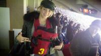 Shakira llev a su hijo al Camp Nou