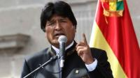 Evo Morales llam 'soberbio' a Piera