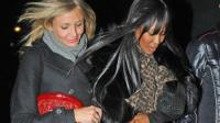 Cameron Daz y Naomi Campbell, mejores amigas?