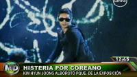 Kim Hyun Joong provoc histeria en chibolas