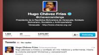 Hugo Chvez se haba encomendado a Dios