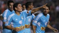 Sporting Cristal se trae puntito de Paraguay - Noticias de william mendieta