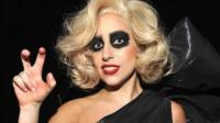 Lady Gaga se casar vestida de negro
