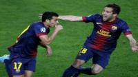 Barcelona clasific a las semifinales de la Champions
