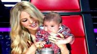 Shakira lleva a Milan a 'The Voice'