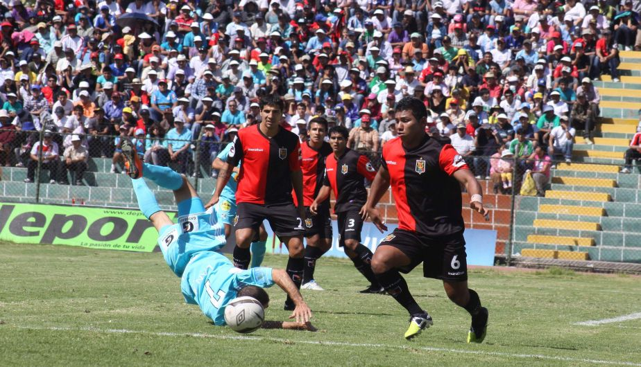sporting cristal, futbol peruano, melgar, descentralizado 2013