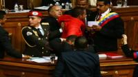 Mandan a prisin a hombre que interrumpi a Maduro