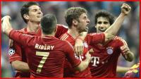 Golearon 4-0 al Barcelona en Munich