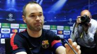 Iniesta: &quot;Es injusto hablar de un fin de ciclo&quot;