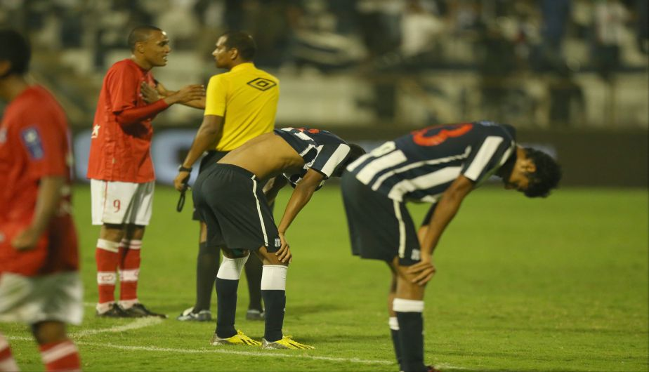 alianza lima, cienciano del cusco, descentralizado 2013