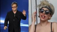 Elton John eligi de madrina a Lady Gaga