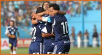 Sporting Cristal gole 4-0 a Universitario