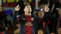 Lionel Messi: &quot;Vamos por la remontada&quot;