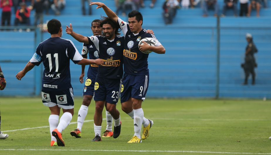 sporting cristal, jose galvez, descentralizado 2013