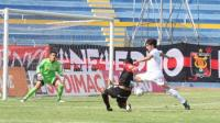 Melgar gan 1-0 a la San Martn en Arequipa
