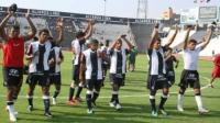 Tcnico maltrata a reserva de Alianza Lima