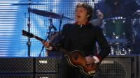 Paul McCartney congregó a 50 mil personas en concierto