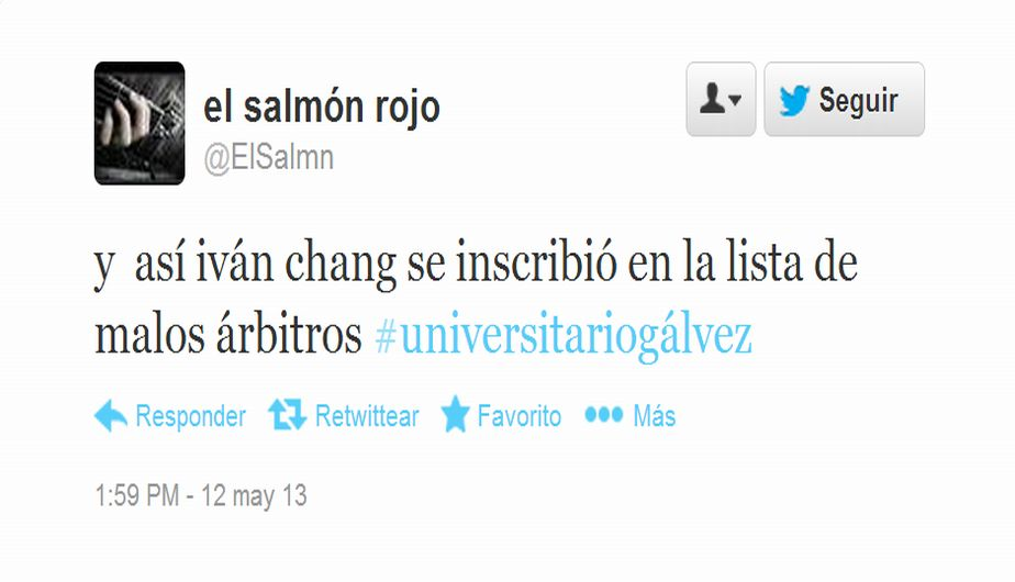 jose galvez, universitario de deportes, descentralizado 2013, ivan chang