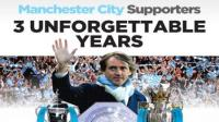 Mancini se despidi del Manchester City
